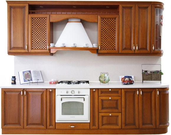 Фотогалерея кухни на заказ