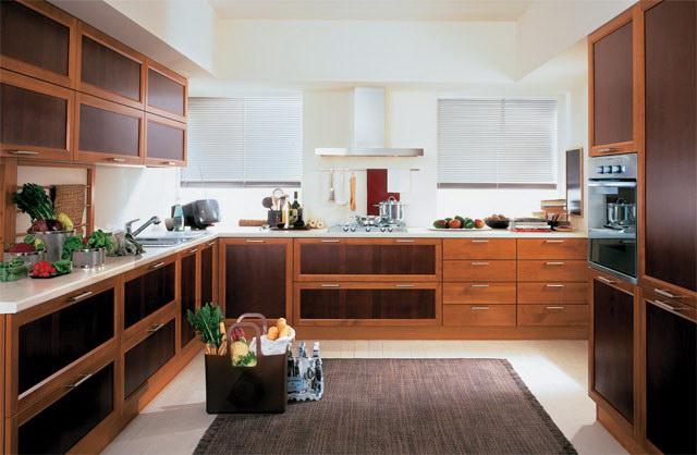 интерьер кухни фото