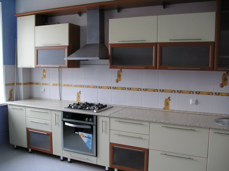 Кухни современные и классические фото